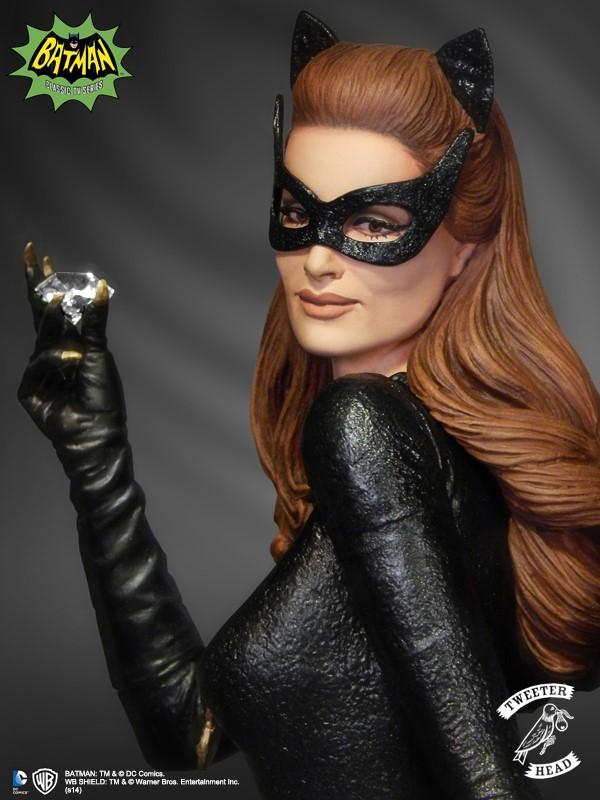 Catwoman Maquette Diorama