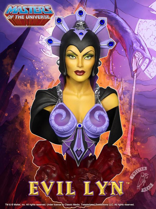 Evil Lyn Bust