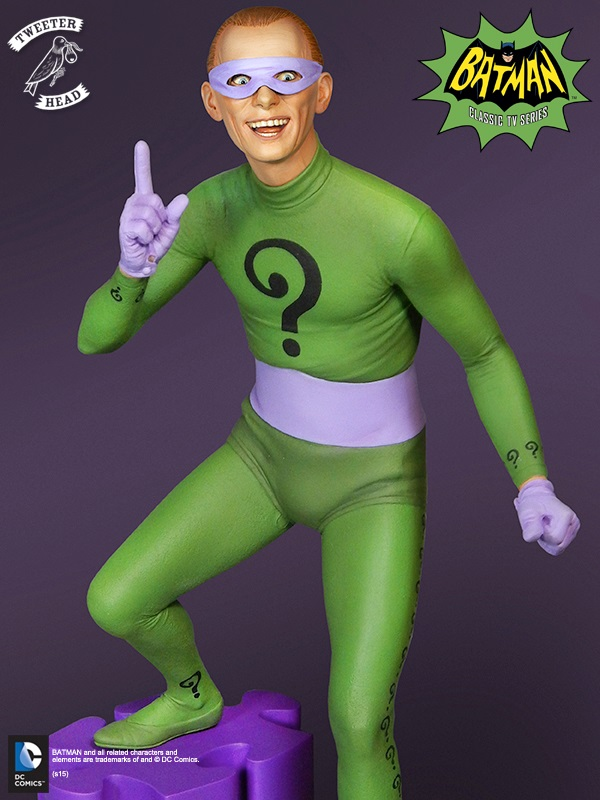 "The Riddler ""Signature Series"" Maquette"