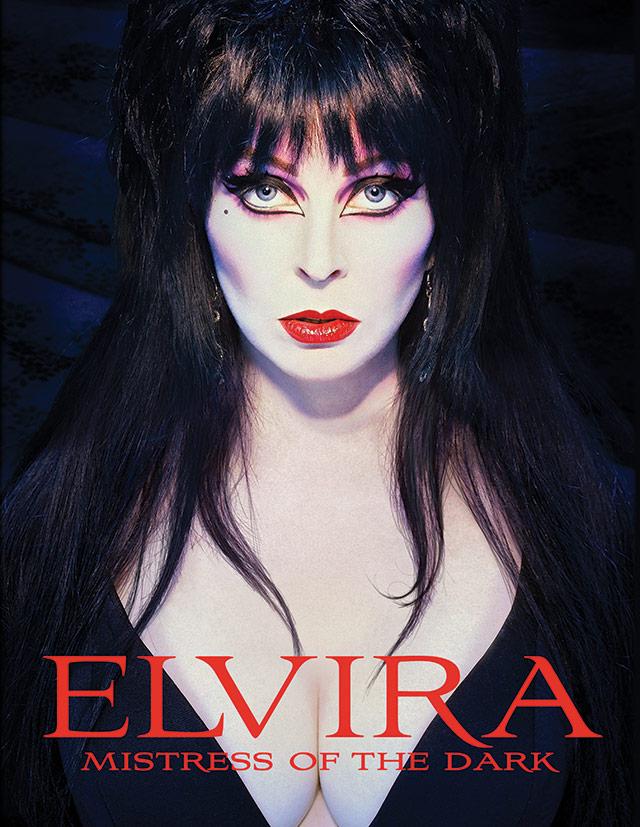 Elvira, Mistress of the Dark Book (unsigned)