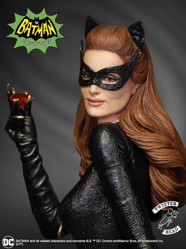 "Catwoman ""Ruby Edition"" Maquette"