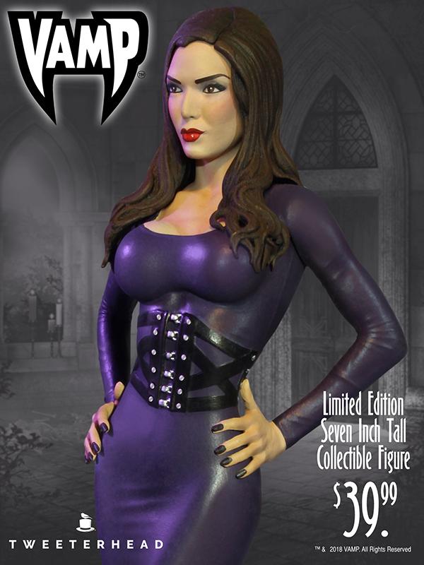 LeeAnna Vamp Mini Figure