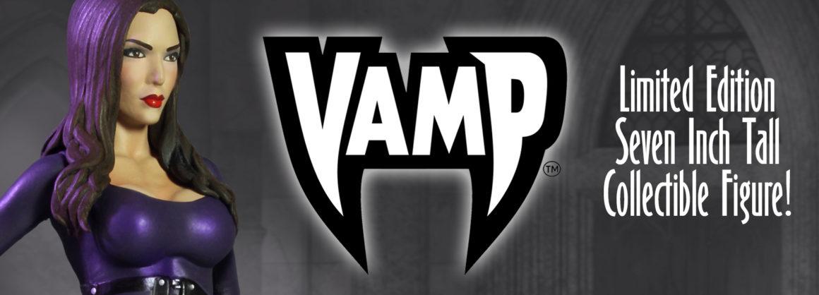 Leanna Vamp Maquette