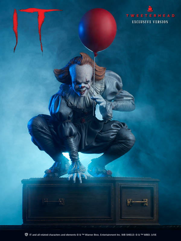"""IT"" Pennywise Maquette Limited Edition"