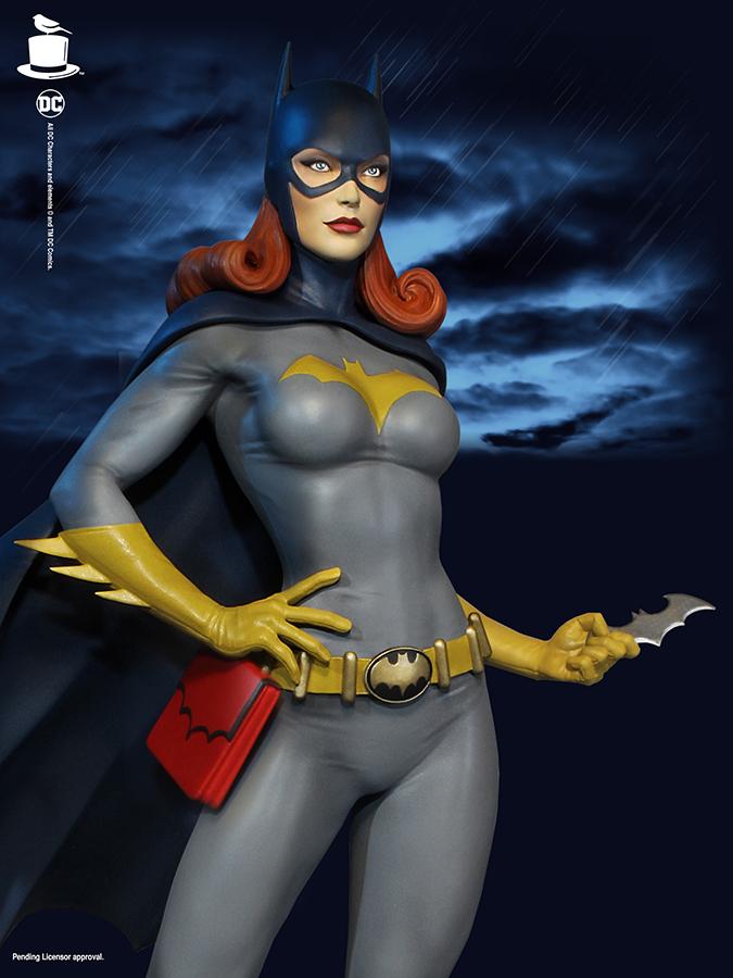 Batgirl Maquette