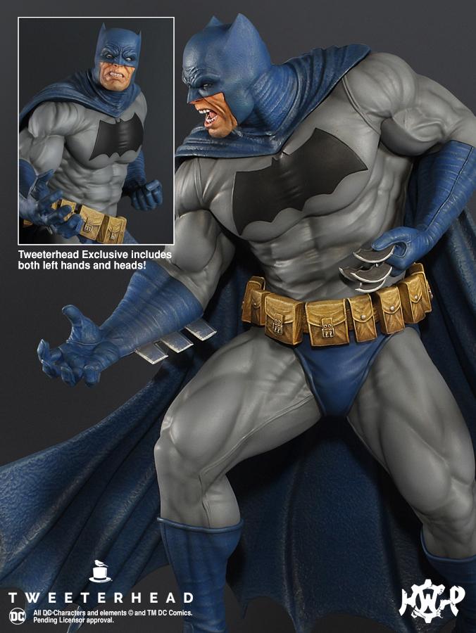 Batman EX Maquette