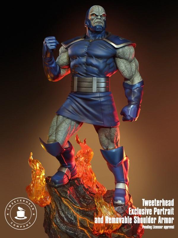 Darkseid EX Maquette