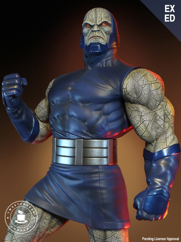 Darkseid Maquette
