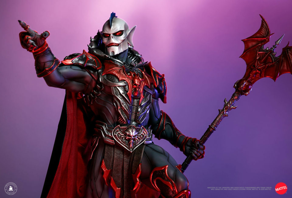Lord Hordak Maquette