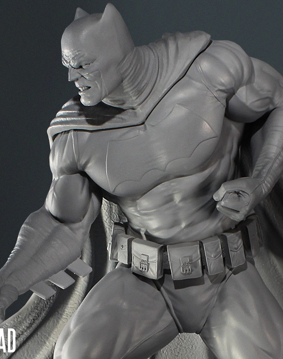 Dark Knight Artist Proof Maquette