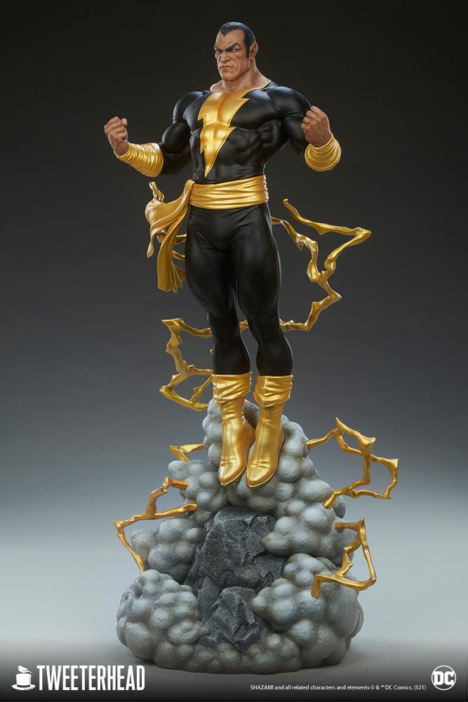 Black Adam 1/6 Scale Statue BlackAdam_005
