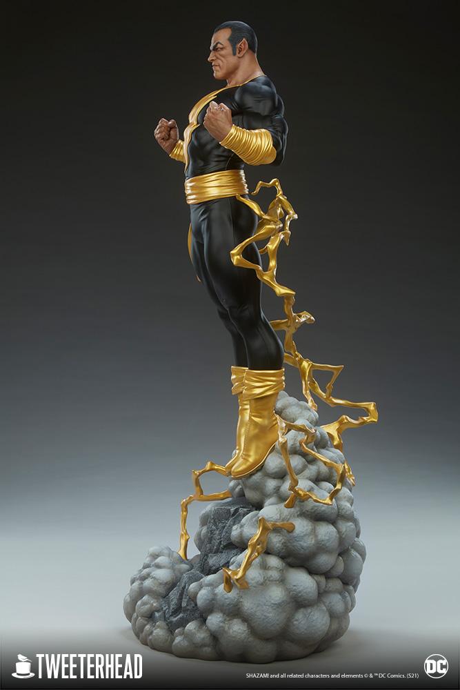 Black Adam 1/6 Scale Statue BlackAdam_006