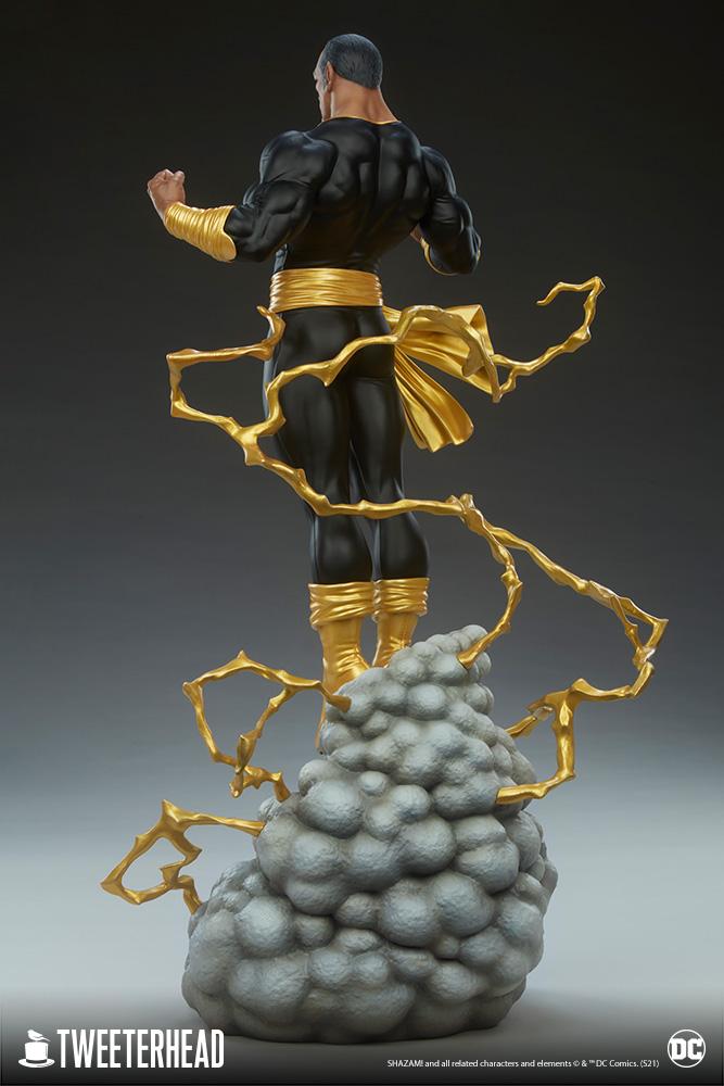 Black Adam 1/6 Scale Statue BlackAdam_007