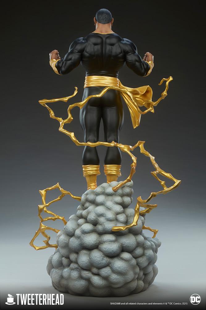 Black Adam 1/6 Scale Statue BlackAdam_008