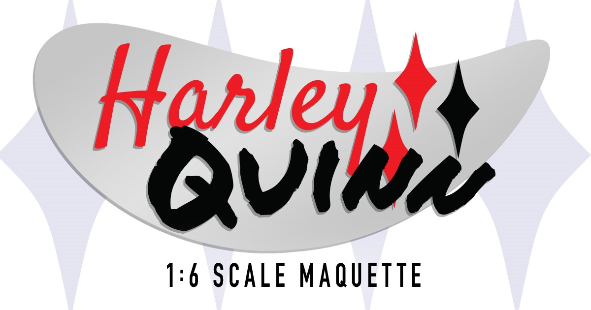 Harley Quinn 1:6 Scale Maquette